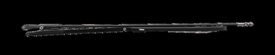 <オルタナスリム60は傘骨の一部を並行に配置>