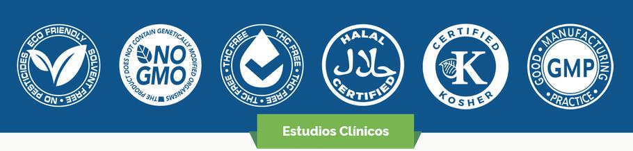 Estudios clínicos y certificaciones de Nova Nano Hemp | Grado Farmaceútico