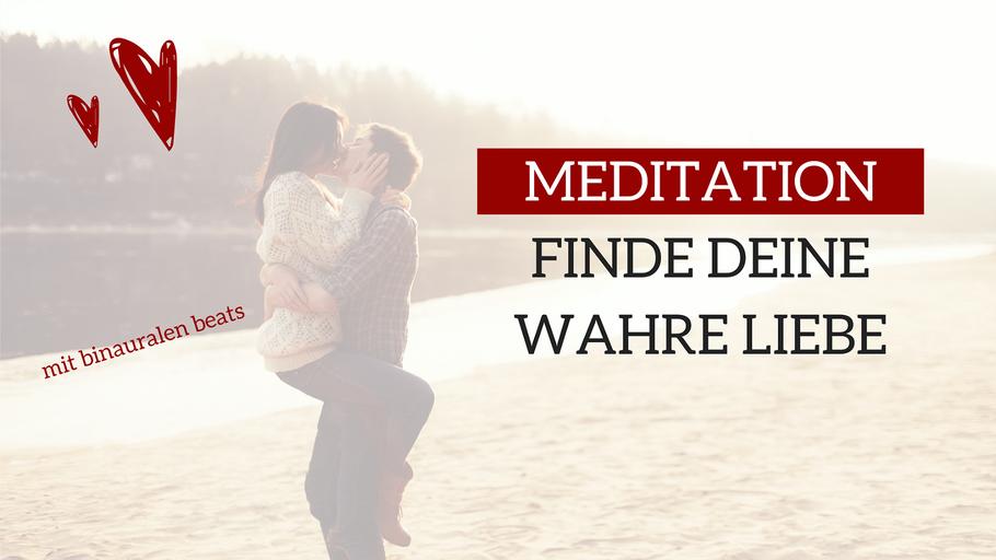 Bild: mentalLOVE Blog - Meditation - finde deine wahre Liebe