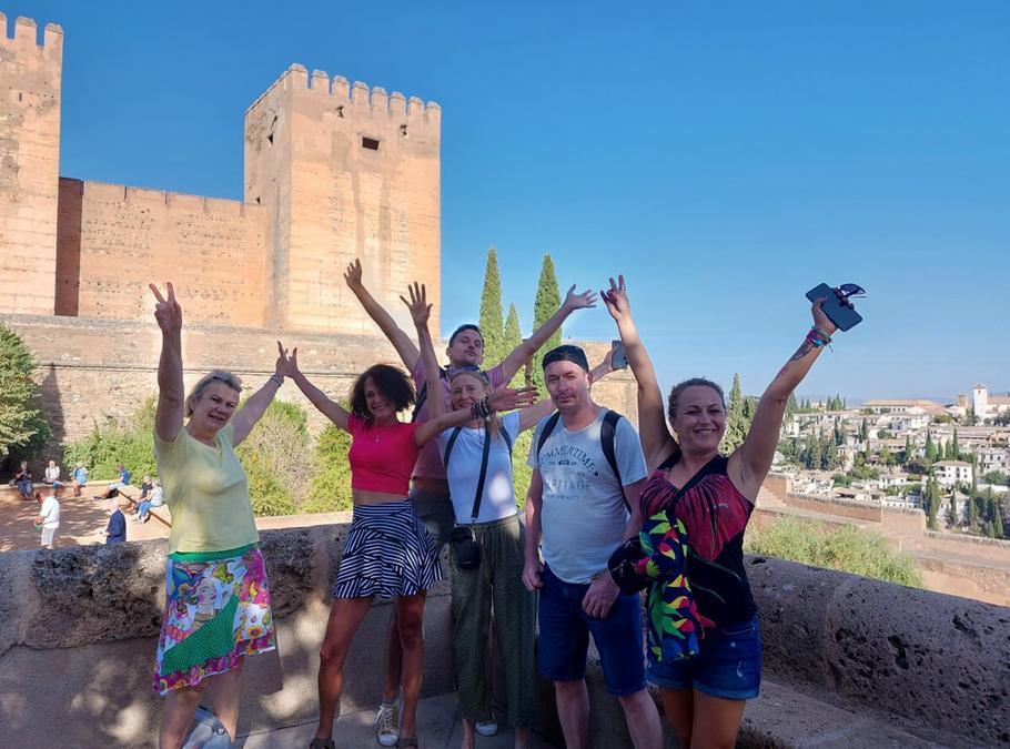 Sprachschule Alegría - Sprachurlaub Sprachreise nach Granada, Andalusien, Spanien