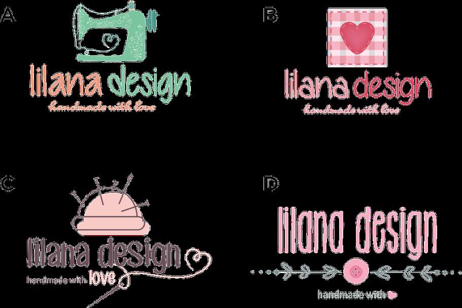 Logovorschläge, Logodesign, Nähen