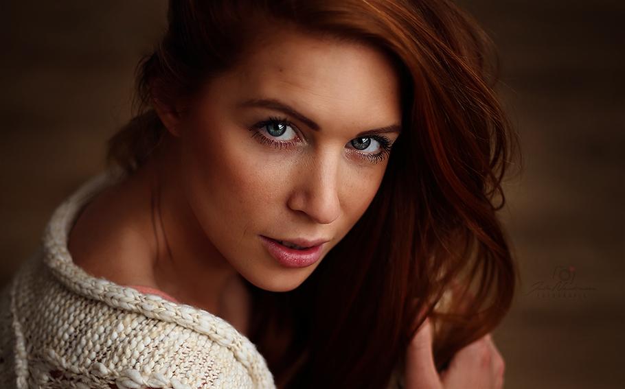 Portrait, indoor, sinnlich, Julia Neubauer Fotografie