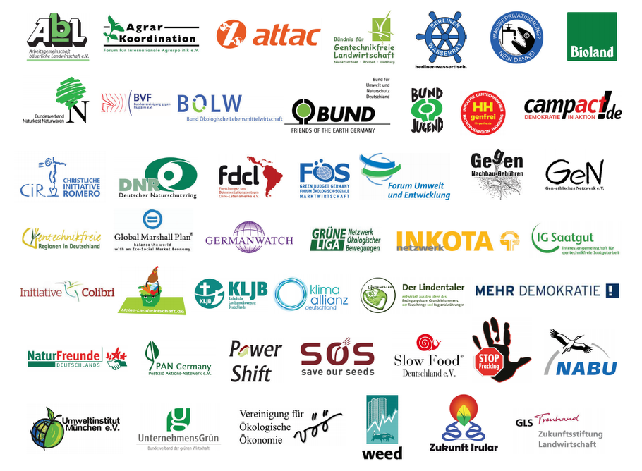 "Positionspapier deutscher Nichtregierungsorganisationen ""TTIP"" NEIN DANKE!  TRANSATLANTISCHE PARTNERSCHAFT GEHT ANDERS"