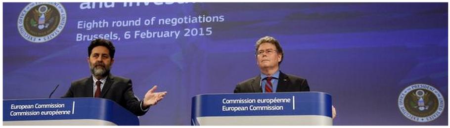 Was sind die Streitpunkte bei TTIP? - Sandra Stalinski  auf ARD vom 06.02.2015