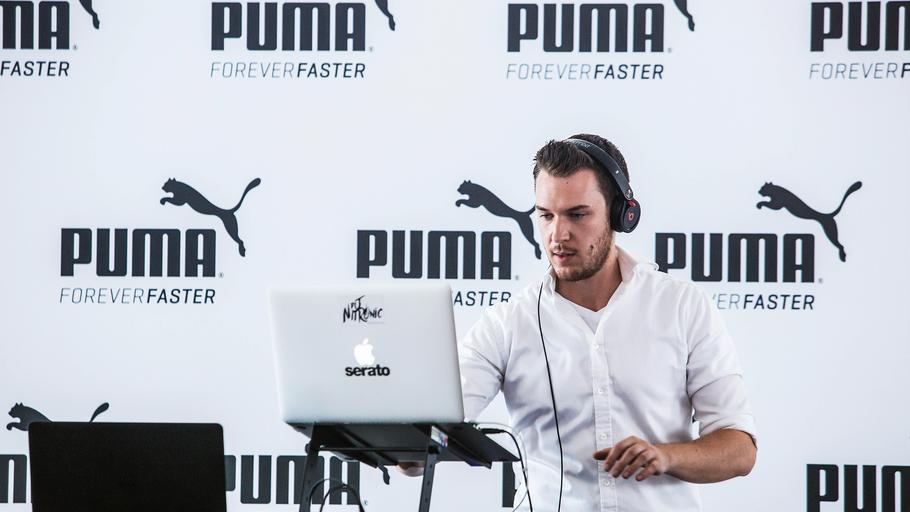 Dj Herzogenaurach für Hochzeiten und Events aller Art - DJ Puma Herzogenaurach