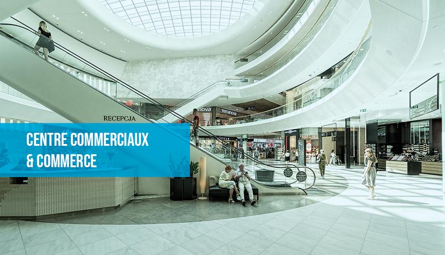 Centre commerciaux & commerce allodébouchage