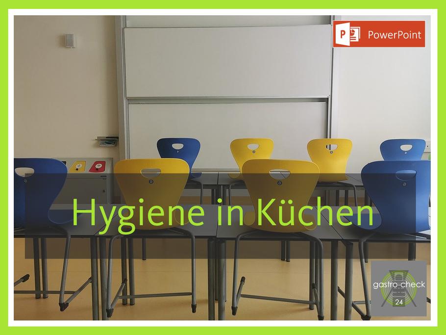 Hygiene in Küchen