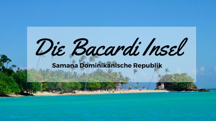 Bacardi Insel Dom Rep Karte.Dom Rep Samana Ausfluge