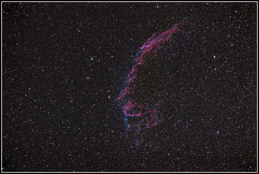 NGC 6992/6995 and IC 1340  - MeixnerObservatorium