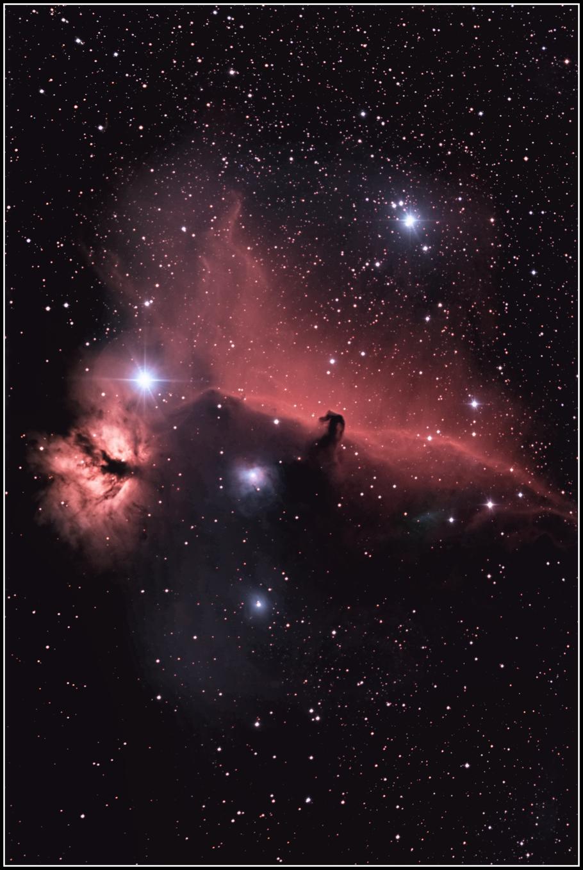 IC 434 • LBN 954, Sh-2 277 - MeixnerObservatorium