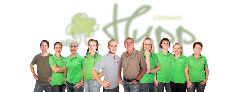 Team Gärtnerei Hupp Höchberg