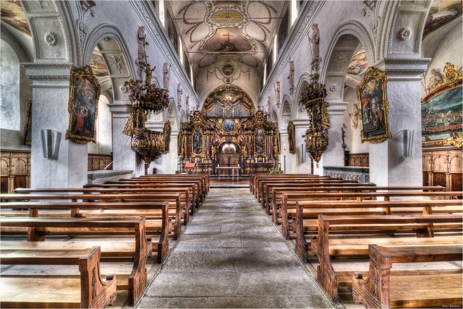 Klosterkirche Wettingen