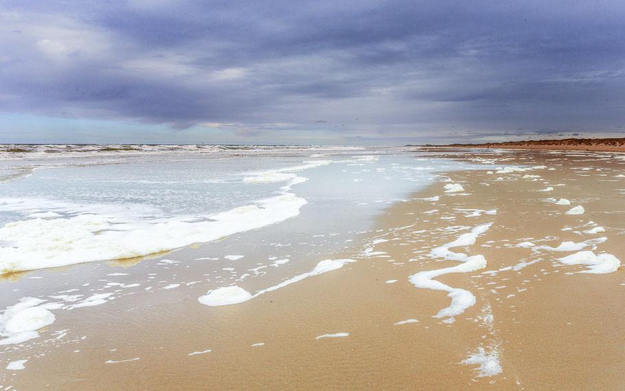 Noordzeestrand Formerum - Terschelling ©JurjenVeerman