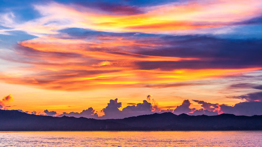 Sunset Myanmar ©JurjenVeerman