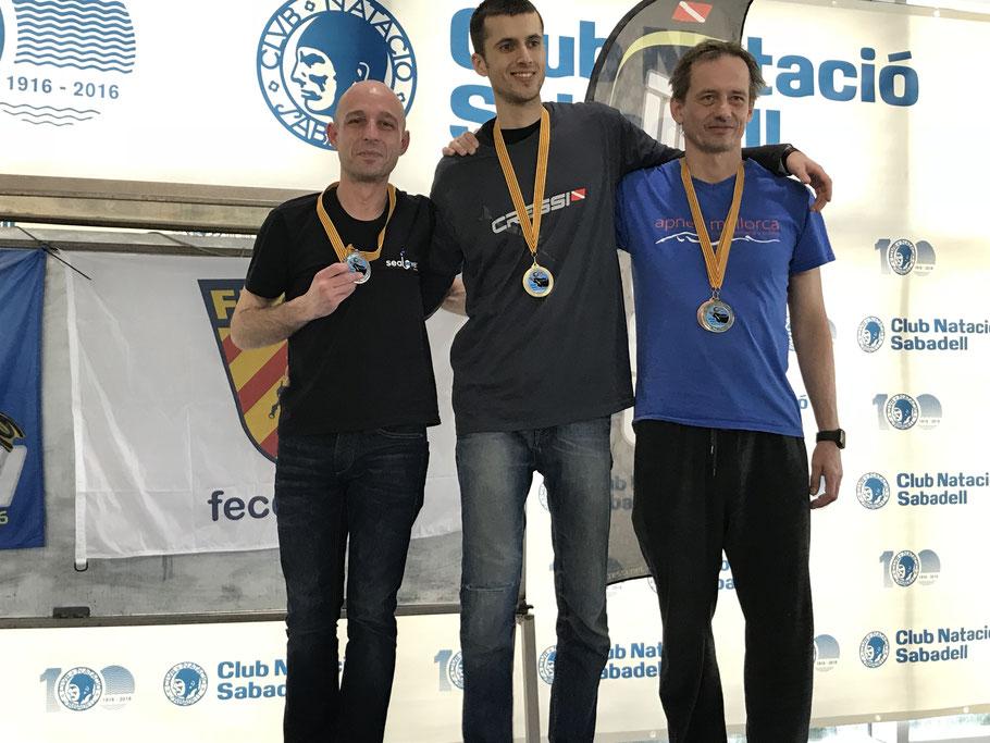 Olivier Vilain - médaille d'argent - Fev 2018