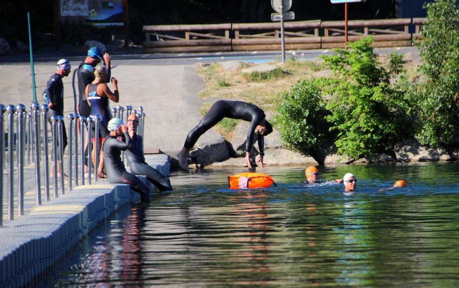 Millau Grands Causses Triathlon
