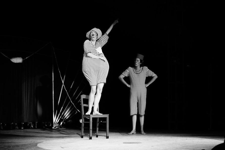 """Zirkus Mignon""; Sylt 2015; Photo: Jonathan Kahle"