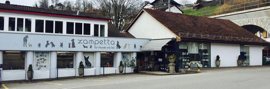 zampetta in Feldbach, Aussenansicht