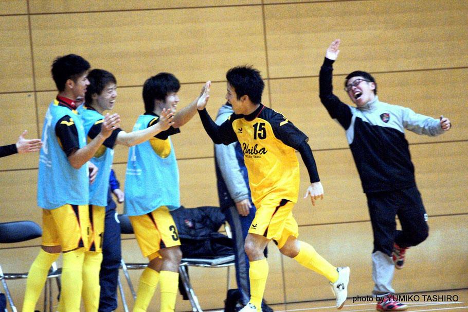 得意のドリブルで仕掛け、攻撃の良いアクセントになっていた石井選手。神奈川U23との対戦ではゴールも決めた。