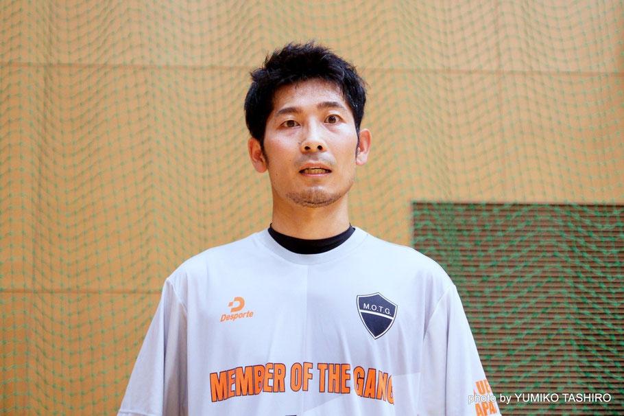 大谷純一選手