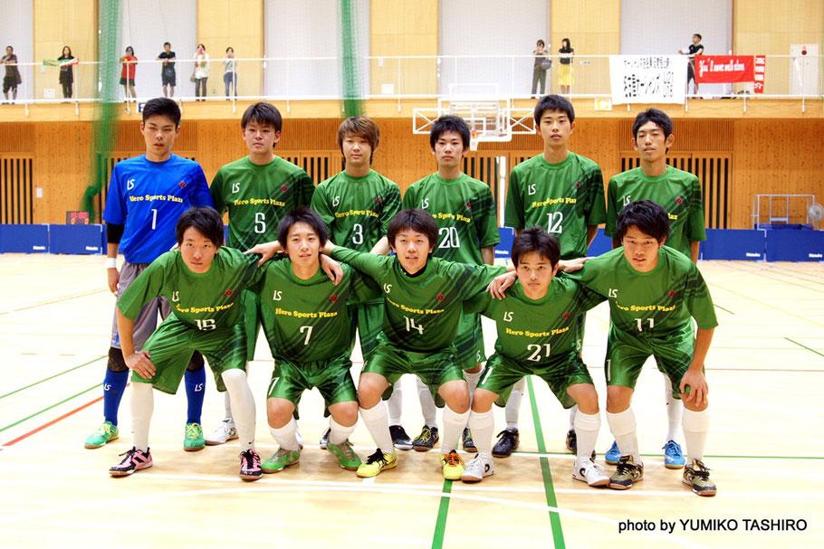 ヒーローFC U18F