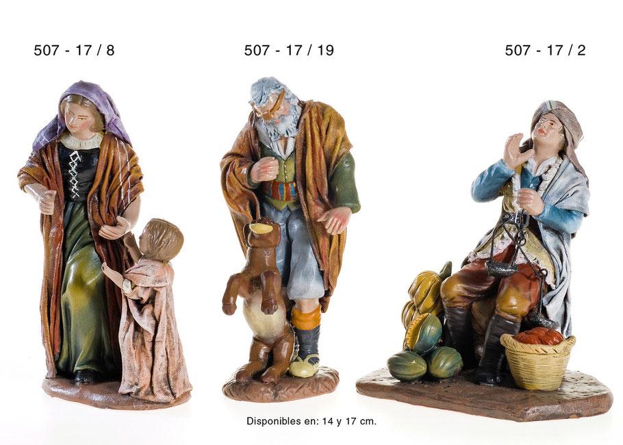 Belenes figuras de navidad belenes laravid figuras for Amazon figuras belen