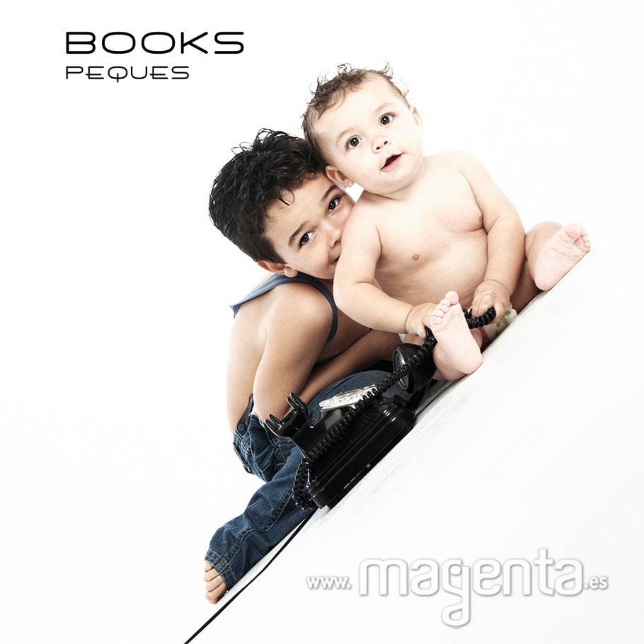Sesiones fotográficas peques y bebes
