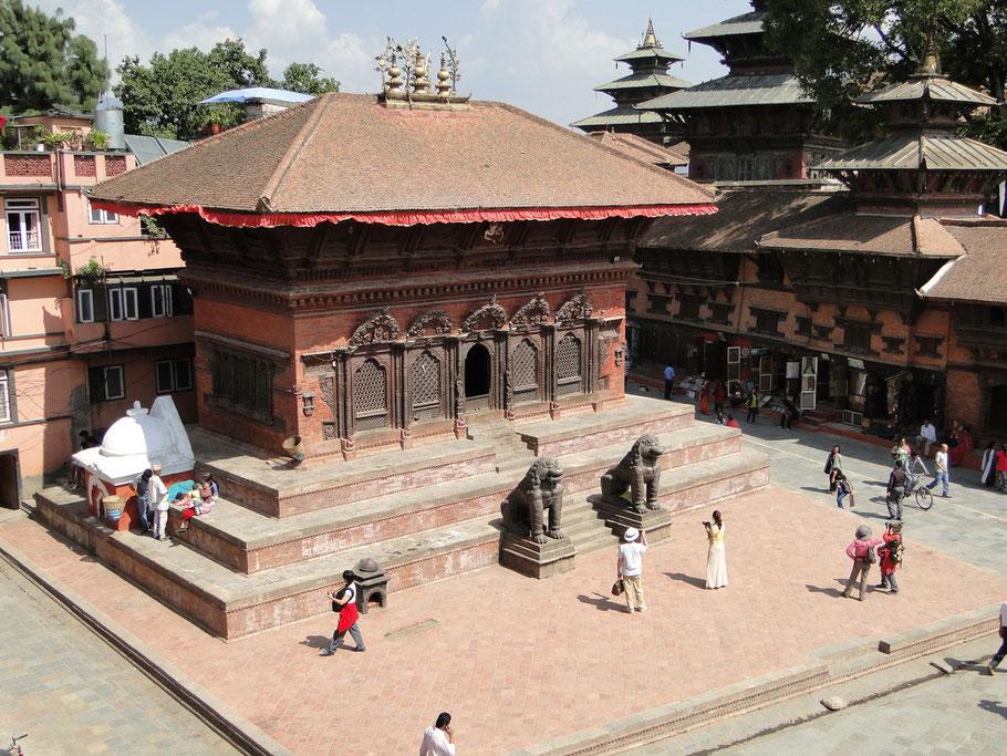 Durbar Square, Shiva Tempel
