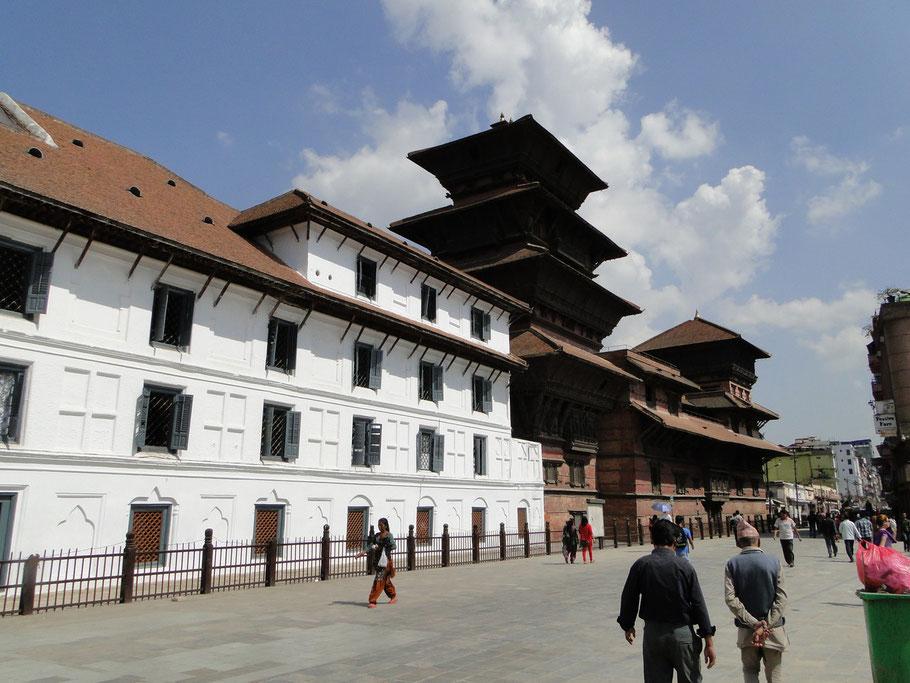 Basantapur Durbar , Königspalast