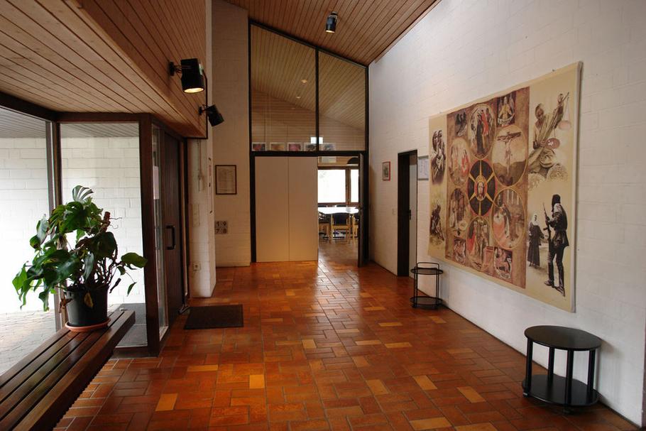 Eingangshalle BZ