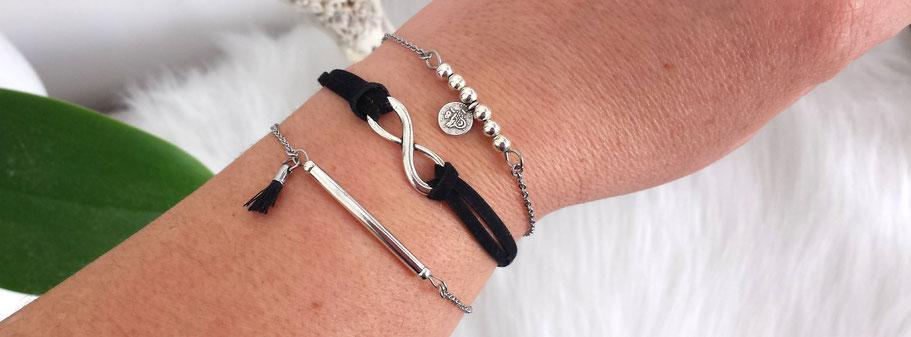 Bracelets fins bohème minimalistes fait main