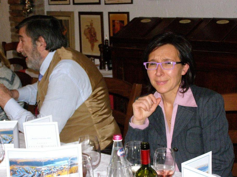 Giancarlo Romani, Barbara Barbonaglia