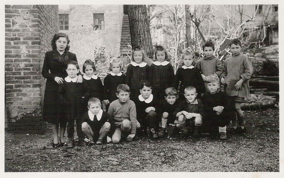 1949 - Prima elementare a Valmaggia