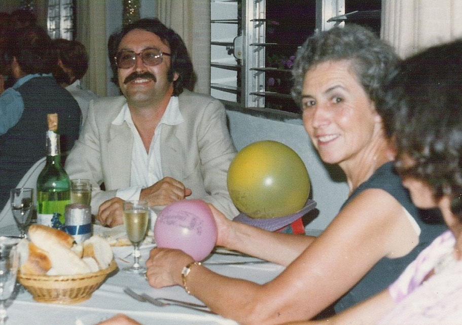 31.12.1981 - URIBANTE - VENEZUELA