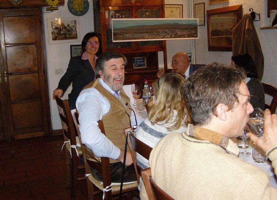 Lato sinistro: Barbara Barbonaglia, Giancarlo Romani - Lato destro: Bove Alessandro.