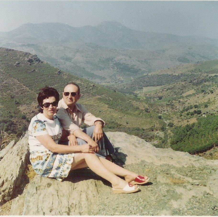 1969 - Mamma e papà