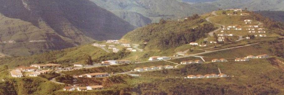 Villa LA TRAMPA - Uribante - Venezuela
