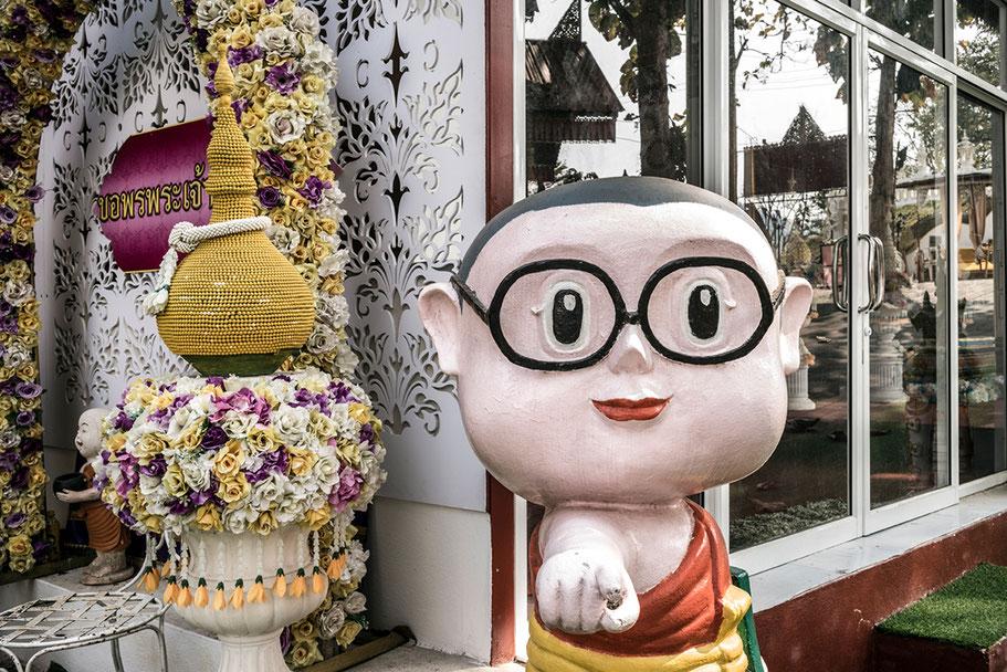 Mae Sai in Thailand als Farb-Photographie