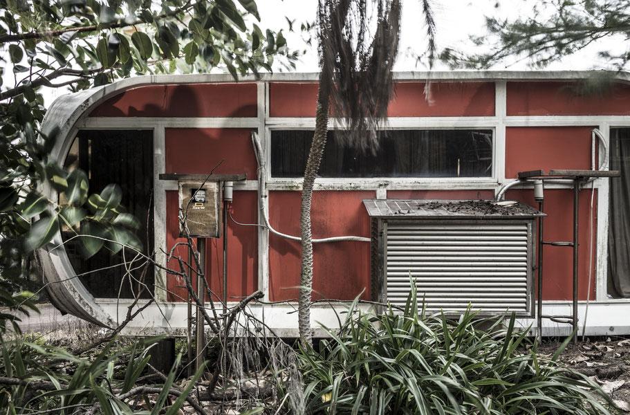 Venturo Haus, Moderne Architektur von Matti Suuronen , Finnland, als Farbphoto