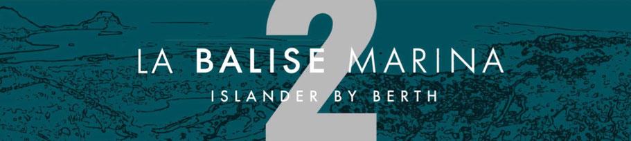 LA BALISE MARINA IRS ILE MAURICE phase 2