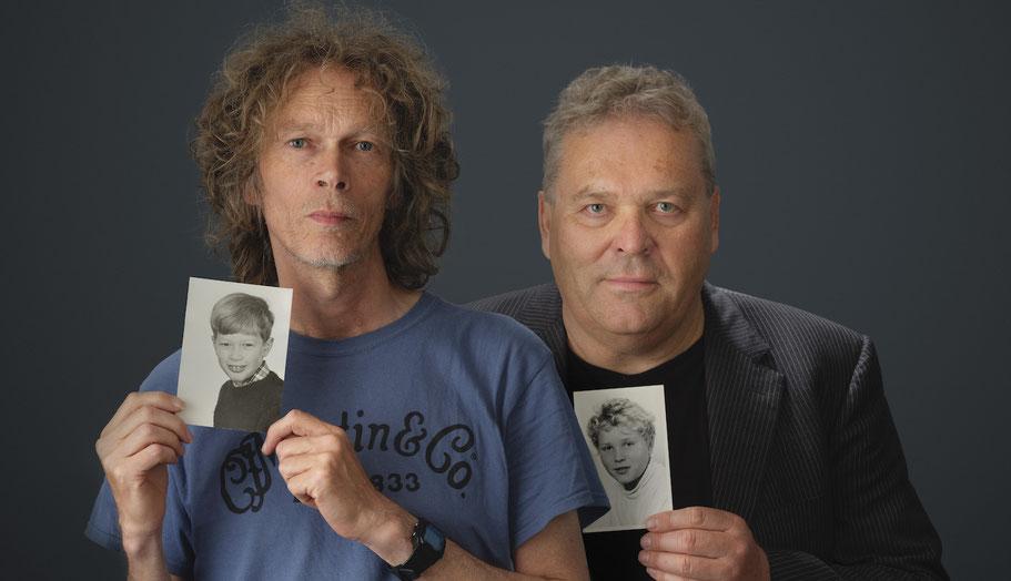 Verreck & Pleijsier, Marcel Verreck, Paul Pleijsier. Foto. Mark Kohn ©2019