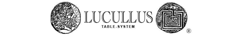 Bilder und Logo Quelle: Lucullus Table-System