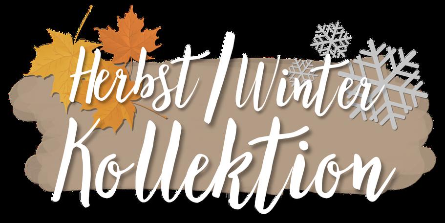 Herbst Winter Kollektion 2020