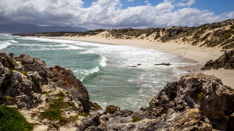 Walker Bay Nature Reserve in South Africa