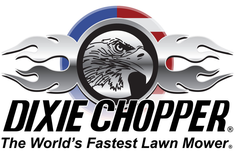 DIXIE CHOPPER  THE WORLD'S FASTEST LAWN MOWER