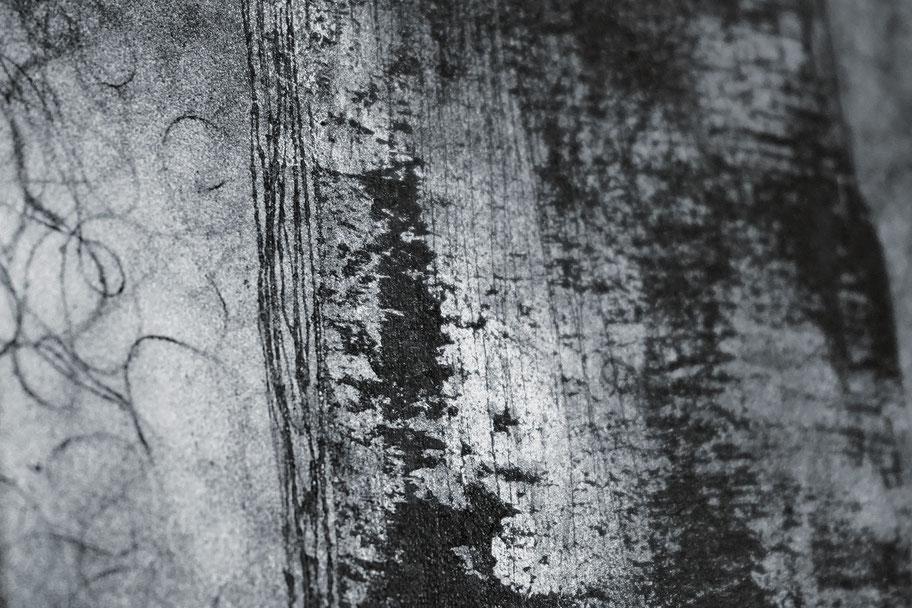 Katharina Lehmann, Transcendent Shapes no. 1, Ø 33 cm, 2019