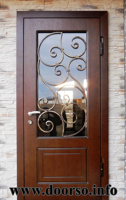 двери железные входные руза