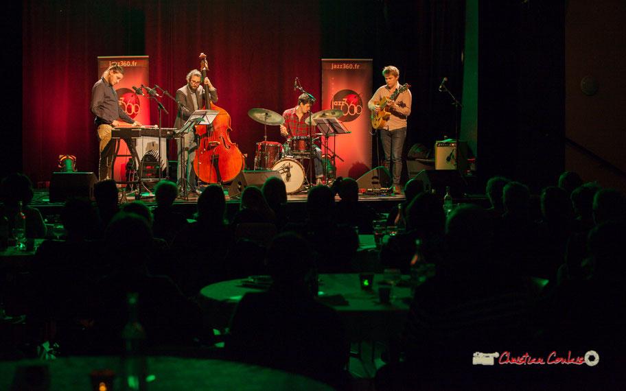 Capucine Quartet, soirée cabaret JAZZ360, Cénac. Samedi 16 mars 2019