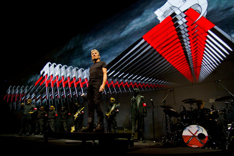 live tour the wall, roger waters