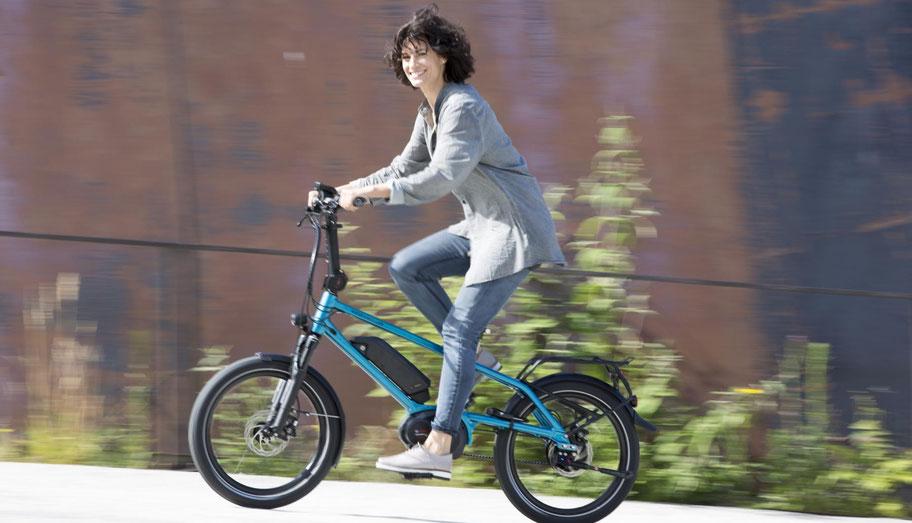Riese & Müller Kompakt e-Bike